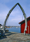 Valbensporten på Käringön, Bohuslän
