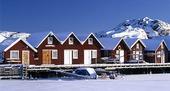 Sjöbodar, Bohuslän vinter