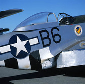 Veteranflygplan, Mustang P51