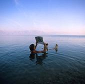 Döda Havet, Israel