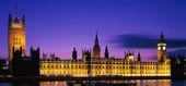 Parlamentet i London, Storbritannien