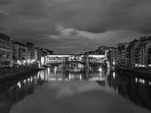 Ponte Vecchio i Florens, Italien