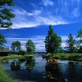 Kanot i Dalslands kanal