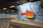 Stadion tunnelbana, Stockholm