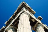 Akropolis i Athen, Grekland
