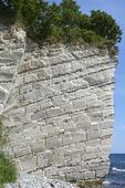Stevns klint, Danmark