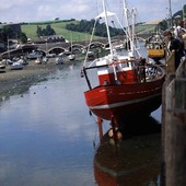 Ebb i Plymouth, Storbritannien