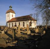 Horreds kyrka, Halland