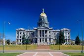 Colorado State Capitol i Denver, USA