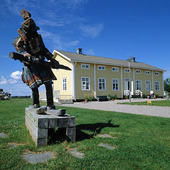 Silvermuséet i Arjeplog, Lappland