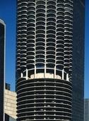 Marina City i Chicago, USA