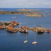 Hunnebostrand, Bohuslän