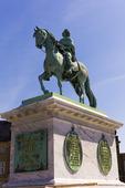 Staty Fredrik V i Köpenhamn, Danmark