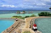 Resort på Panglao Island, Filippinerna