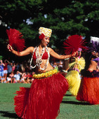 Hula-hula dans, Hawaii