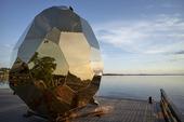 Solar Egg vid Rättvik, Dalarna