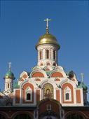 Kazan-katedralen. Moskva. Ryska federationen