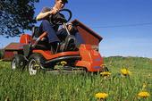 Gräsklippning