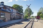 Jädraås järnväg, Gästrikland