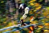 Mountainbike tävling