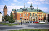 Stadshotellet i Haparanda, Norrbotten
