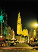 Katedral i Antwerpen, Belgien