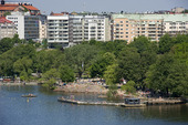 Tantobadet på Södermalm i Stockholm