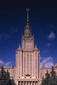 Lomonosov Universitet i Moskva, Ryssland
