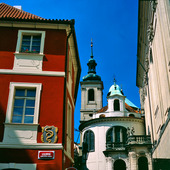 Stare Mesto i Prag, Tjeckien