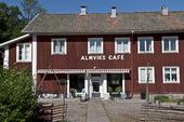 Almvik café, Småland