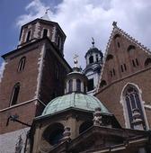 Katedral i Krakow, Polen