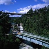 Håverud akvedukt, Dalsland
