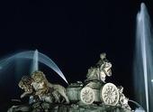Staty i Madrid, Spanien