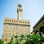 Palazzo Vecchio i Florens, Italien