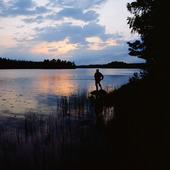 Metare vid Markvattnet, Värmland