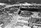Östra Nordstaden i Göteborg 1935
