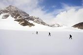 Replag på Storglaciären, Lappland