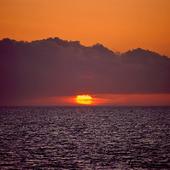 Solnedgång