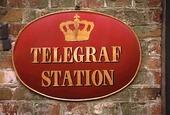 Telegraf Station, Danmark