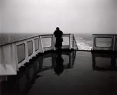 Ensam kvinna på fartyg