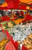 Grönsakshandel