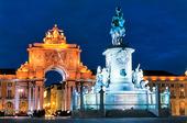 Triumfbågen i Lissabon, Portugal