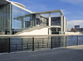 Bundestag i Berlin, Tyskland