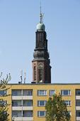 Högalidskyrkan på Södermalm i Stockholm