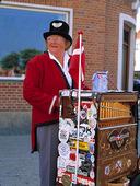 Kvinna med positiv, Danmark