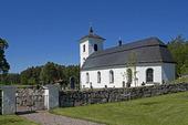 Harg kyrka i Uppland