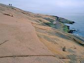 Människor på klippor, Bohuslän
