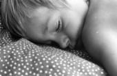 Barn som sover
