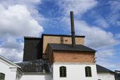 Strömsbergs bruk, Uppland, masugnen.