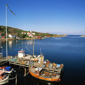 Havstenssunds hamn, Bohuslän